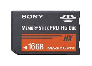 SONY Memory Stick PRO-HG Duo For Xbox PS3 16GB